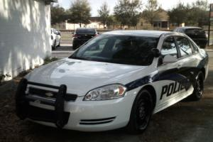 2010 Chevrolet Impala 9C1 POLICE PACKAGE