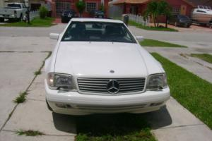 1998 Mercedes-Benz 500-Series