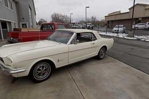 1965 Ford Mustang - Utah Showroom Photo
