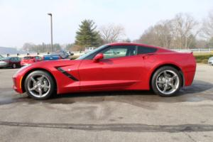 2015 Chevrolet Corvette 2dr Stingray Coupe w/2LT