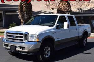 2003 Ford F-250 King Ranch 4dr Crew Cab 4WD SB