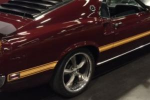1969 Ford Mustang FMX Automatic