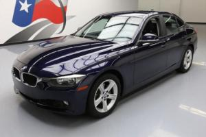 2013 BMW 3-Series 328I SEDAN TURBOHARGED BLUETOOTH ALLOYS