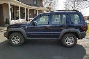 2006 Jeep Liberty Trail Edition