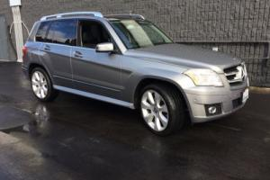 2010 Mercedes-Benz GLK-Class Photo