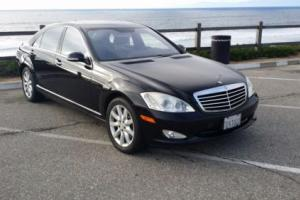 2007 Mercedes-Benz S-Class Photo