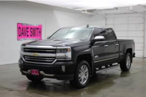 2016 Chevrolet Silverado 1500 4WD Crew Cab 153.0 High Country
