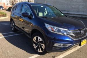 2015 Honda CR-V Touring Photo