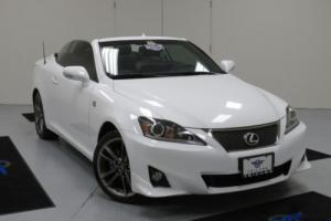 2013 Lexus IS F SPORT
