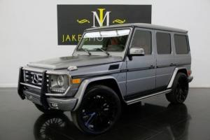 2014 Mercedes-Benz G-Class G550 DESIGNO ($121K MSRP) Photo