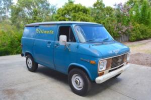1976 Chevrolet G10 Van 350ci Turbo 400 Patina - Not Ford Camaro 3100 Pickup F100