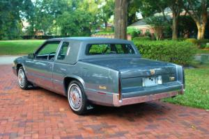 1989 Cadillac DeVille Coupe 51,082 Actual Miles! Looks & Drives Amazing!