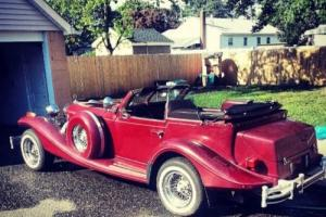 1983 Other Makes Excalibur Phaeton Photo