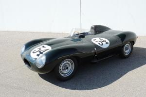 1965 Jaguar D Type Recreation by Tempero