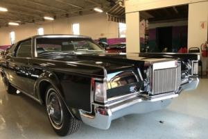 1969 Lincoln Continental Mark Three
