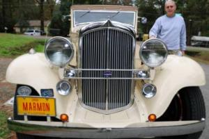 1932 Marmon 8-125 convertible/coupe