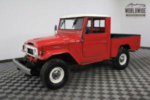1964 Toyota Land Cruiser ULTRA RARE SHORTBED COLLECTOR
