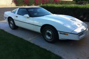 1985 Chevrolet Corvette Z51 ORIGINAL MANUAL 4+3 Photo