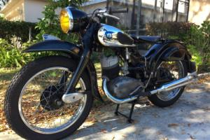 1953 Other Makes NSU
