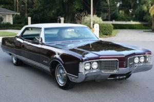 1968 Oldsmobile Ninety-Eight HARDTOP