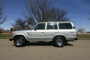 1987 Toyota Land Cruiser FJ60 Photo