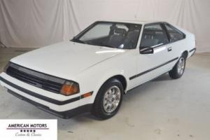 1984 Toyota Celica -- Photo
