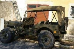 1945 Jeep Willys  MB