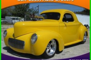 1941 Willys COUPE CUSTOM