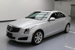 2014 Cadillac ATS 2.5L SUNROOF REAR CAM ALLOYS Photo