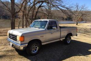 1987 Ford F-100 Regular Cab, Short Box