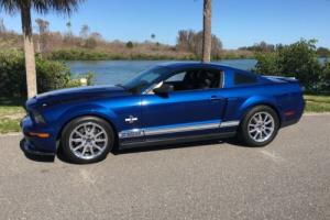 2009 Ford Mustang Shelby GT500