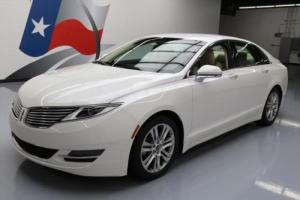 2014 Lincoln MKZ/Zephyr MKZ 2.0H HYBRID HTD LEATHER BLUETOOTH