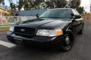 2009 Ford Crown Victoria Photo