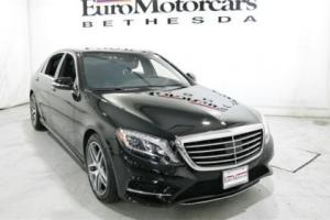 2014 Mercedes-Benz S-Class 4dr Sedan S550 4MATIC