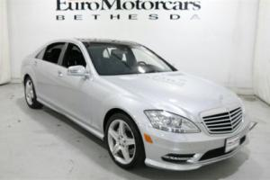 2011 Mercedes-Benz S-Class 4dr Sedan S550 4MATIC