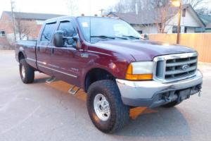 2000 Ford F-350 ,No Reserve,Absolute Sale,Needs Transmission,Broke Photo