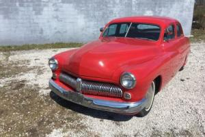 1949 Mercury 4 Door Sedan