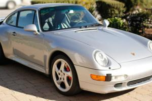 1997 Porsche 911 993 Turbo Coupe