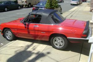 Convertible classic touring sports car. 2nd owner, always garage kept.