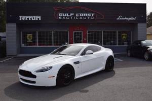 2011 Aston Martin Vantage Base 2dr Coupe