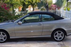 2006 Mercedes-Benz CLK-Class Convertible WITH All The Bells & Whistles
