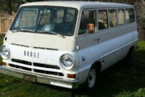 1967 Dodge A108 Sportsman Van