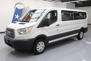 2015 Ford Transit XLT 15-PASSENGER VAN CD AUDIO