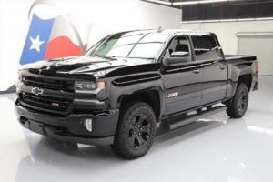 2016 Chevrolet Silverado 1500 SILVERADO LTZ CREW Z71 4X4 SUNROOF NAV Photo