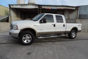 2006 Ford F-250 Lariat 4x4 Turbo Diesel!!!!