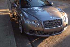 2012 Bentley Continental GT Photo