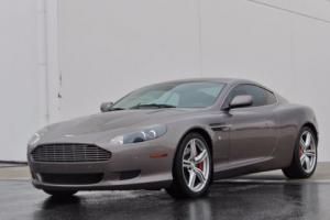 2008 Aston Martin DB9 2dr Coupe Manual