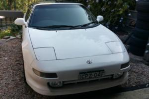 Toyota MR2 SW20 1990,Classic Sports Car,Targa Top,low mileage,major service done Photo