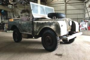 1951 Series 1 Landrover 80""