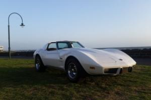1976 CHEVROLET CORVETTE FULLY RESTORED, V8 350, ORIGINAL CHEV COUPE MELBOURNE